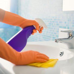 Sanitaerreinigung